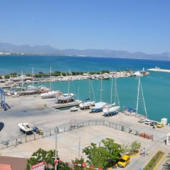 Hotel Finike Marina пляж