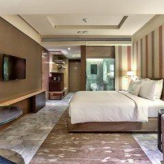 Отель Doubletree By Hilton Sukhumvit 5* Стандартный номер фото 2