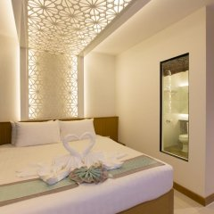 Ansino Bukit Hotel 3* Номер Делюкс двуспальная кровать фото 12