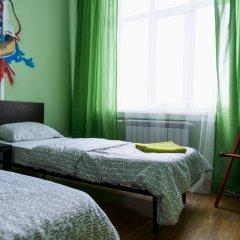 Хостел Европа Номер с общей ванной комнатой с различными типами кроватей (общая ванная комната) фото 29