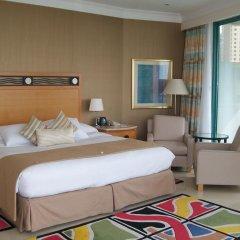 Отель Hilton Dubai Jumeirah 5* Стандартный номер с различными типами кроватей фото 2