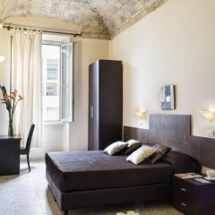 Hotel Cervia Стандартный номер с различными типами кроватей (общая ванная комната) фото 4