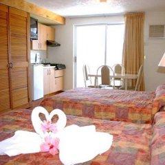 Отель Alba Suites Acapulco 2* Стандартный номер с 2 отдельными кроватями фото 3