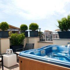 The First Luxury Art Hotel Roma бассейн фото 2