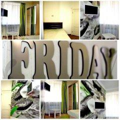 Гостиница Жилые помещения Friday Улучшенный номер фото 6