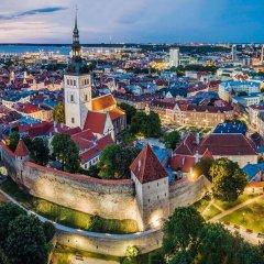 Отель Vip Old Town Apartments Эстония, Таллин - отзывы, цены и фото номеров - забронировать отель Vip Old Town Apartments онлайн бассейн