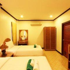 Отель The Green Beach Resort 3* Вилла Делюкс с различными типами кроватей фото 3