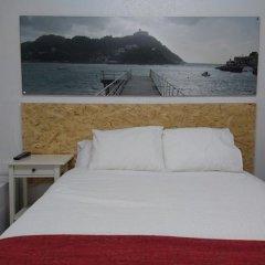 Отель Pensión Amara Стандартный номер с различными типами кроватей фото 4