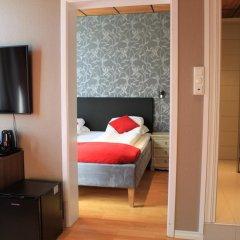 Moss Hotel 3* Стандартный семейный номер с двуспальной кроватью фото 4