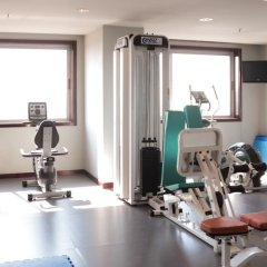 Отель Holiday Inn Porto Gaia фитнесс-зал фото 4