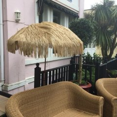 Отель Southbank TOWN HOUSE балкон