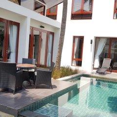 Отель Pranaluxe Pool Villa Holiday Home 3* Вилла с различными типами кроватей фото 44