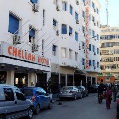 Отель Chellah Hotel Марокко, Танжер - отзывы, цены и фото номеров - забронировать отель Chellah Hotel онлайн парковка