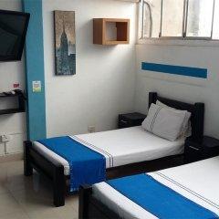Hotel Colours 2* Стандартный номер с двуспальной кроватью фото 4