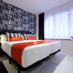 Cosmov Bilbao Hotel** 2* Стандартный номер с двуспальной кроватью фото 7