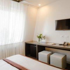Гостиница УНО Стандартный номер с различными типами кроватей фото 7
