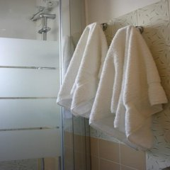 Отель Berny B&B Лечче ванная фото 2