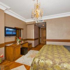 Отель Ferman 4* Улучшенный номер с двуспальной кроватью фото 2