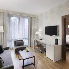 Отель NH Collection Milano President 5* Полулюкс с различными типами кроватей фото 12