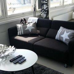 Апартаменты Rooftop Apartment With Sauna комната для гостей фото 5
