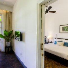 Отель Hoi An Trails Resort 4* Люкс с различными типами кроватей фото 2
