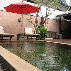 Отель Baan Khao Hua Jook 3* Вилла с различными типами кроватей
