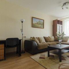 Гостиница Domumetro na Konkovo комната для гостей фото 3