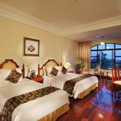 Hotel Saigon Morin 4* Номер Делюкс с различными типами кроватей фото 3