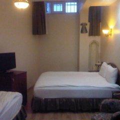 Basileus Hotel 3* Номер Эконом разные типы кроватей фото 3