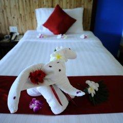 Отель Railay Princess Resort & Spa 3* Улучшенный номер с различными типами кроватей фото 23