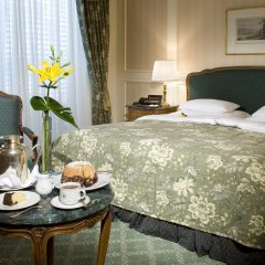 Grand Hotel Wien 5* Номер Делюкс с различными типами кроватей фото 2