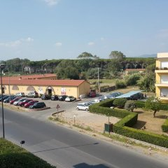 Отель LunaMarina Сарцана парковка