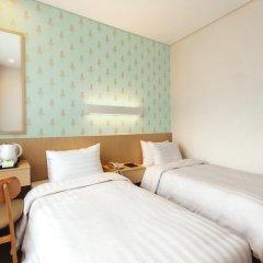 Loisir Hotel Seoul Myeongdong 3* Стандартный номер с 2 отдельными кроватями