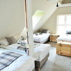 Отель Five Point Hostel Польша, Гданьск - отзывы, цены и фото номеров - забронировать отель Five Point Hostel онлайн комната для гостей фото 5