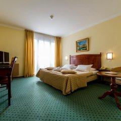 Отель Churchill 4* Стандартный номер с различными типами кроватей фото 4