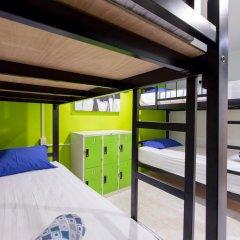 Отель Cool Sea House 2* Кровать в общем номере двухъярусные кровати фото 6