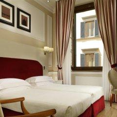 FH55 Hotel Calzaiuoli 4* Номер категории Премиум с различными типами кроватей