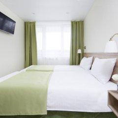 Гостиница Репинская 3* Улучшенный номер с различными типами кроватей фото 4
