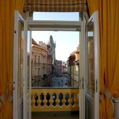 Отель Ventana Hotel Prague Чехия, Прага - 3 отзыва об отеле, цены и фото номеров - забронировать отель Ventana Hotel Prague онлайн балкон