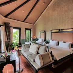 Отель Mangosteen Ayurveda & Wellness Resort комната для гостей