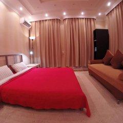 Гостиница Майкоп Сити Улучшенный номер с различными типами кроватей фото 3