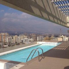 Отель myLUXAPART Las Condes бассейн фото 3