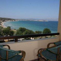Babaylon Hotel Турция, Чешме - отзывы, цены и фото номеров - забронировать отель Babaylon Hotel онлайн балкон