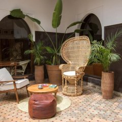 Отель Riad Kasbah Марокко, Марракеш - отзывы, цены и фото номеров - забронировать отель Riad Kasbah онлайн фото 4