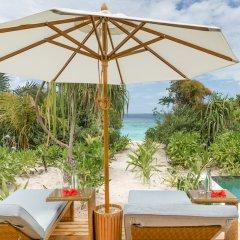 Отель Kudafushi Resort and Spa пляж