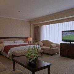 Beijing Continental Grand Hotel 3* Номер Делюкс с различными типами кроватей фото 3