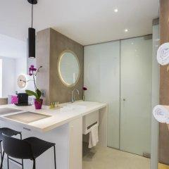Отель One Ibiza Suites 5* Студия с различными типами кроватей фото 6