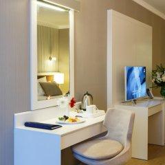 Отель Byotell Istanbul 5* Стандартный номер с различными типами кроватей