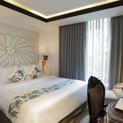 A&Em Corner Sai Gon Hotel 4* Представительский номер с различными типами кроватей фото 4