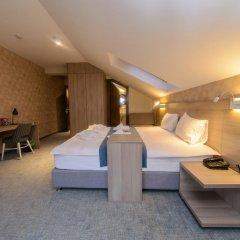Отель Mint Garni 4* Стандартный номер с двуспальной кроватью фото 10